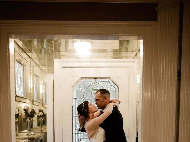 Erin and Clifton's Wedding in Thomasville, North Carolina 18