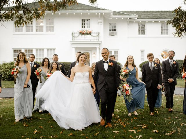Erin and Clifton's Wedding in Thomasville, North Carolina 23