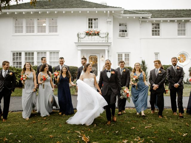 Erin and Clifton's Wedding in Thomasville, North Carolina 24