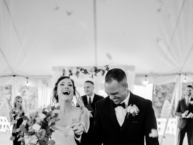 Erin and Clifton's Wedding in Thomasville, North Carolina 25