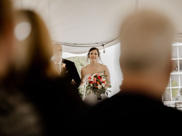 Erin and Clifton's Wedding in Thomasville, North Carolina 28