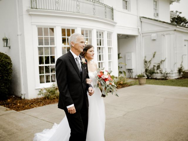 Erin and Clifton's Wedding in Thomasville, North Carolina 29