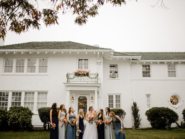 Erin and Clifton's Wedding in Thomasville, North Carolina 34