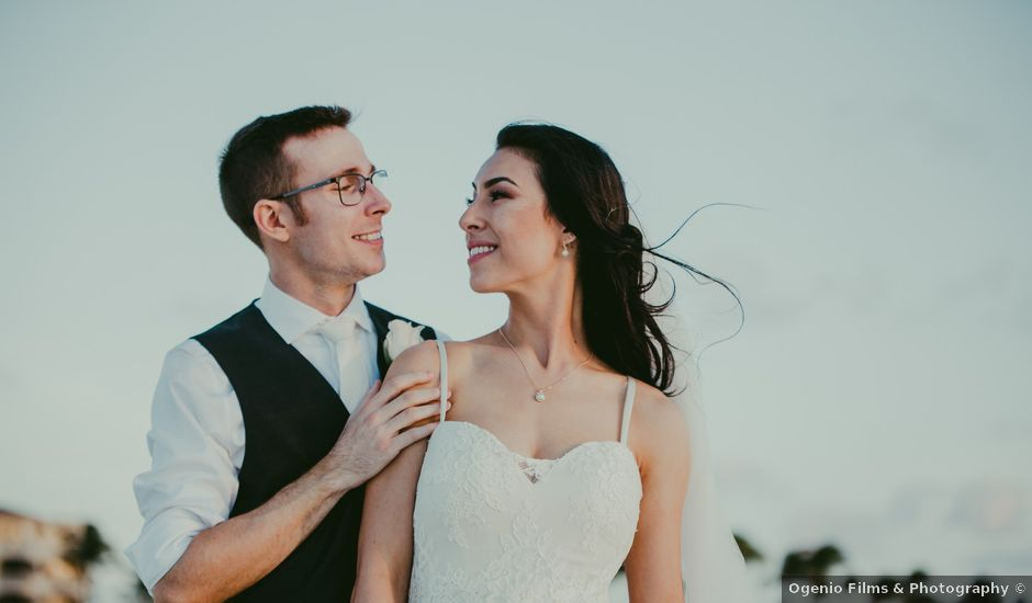 Anthony and Erin's Wedding in Oranjestad, Aruba