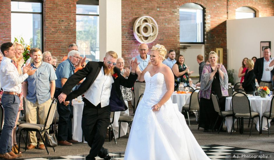 Andy and Meredith's Wedding in Louisville, Kentucky