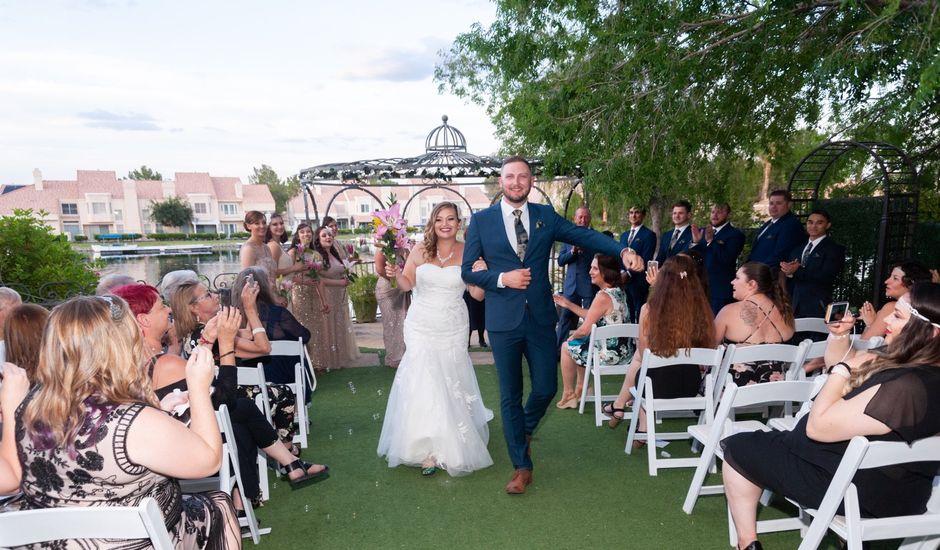 Danny and Rachel's Wedding in Las Vegas, Nevada