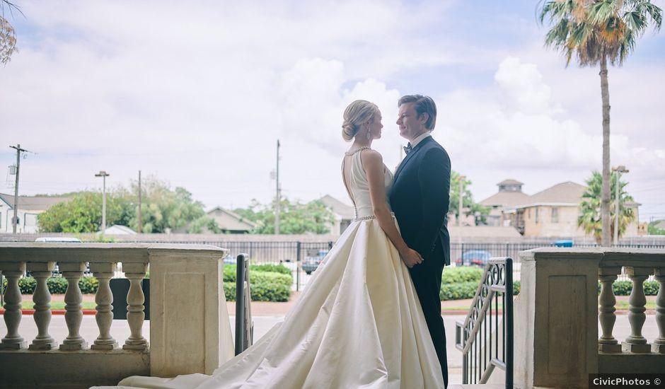Lauren and Paul's Wedding in Galveston, Texas
