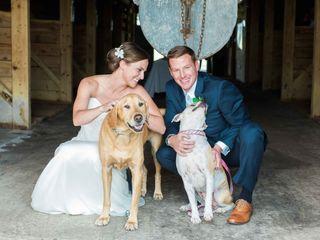 Whitney and Patrick's Wedding in Bozeman, Montana 7