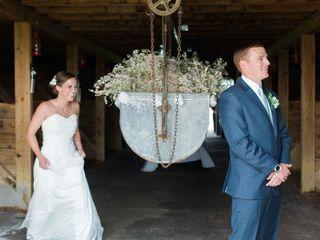 Whitney and Patrick's Wedding in Bozeman, Montana 6