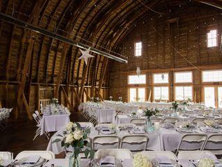 Whitney and Patrick's Wedding in Bozeman, Montana 18
