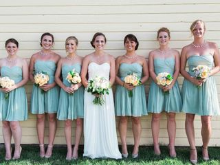 Whitney and Patrick's Wedding in Bozeman, Montana 10