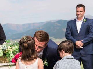 Whitney and Patrick's Wedding in Bozeman, Montana 13