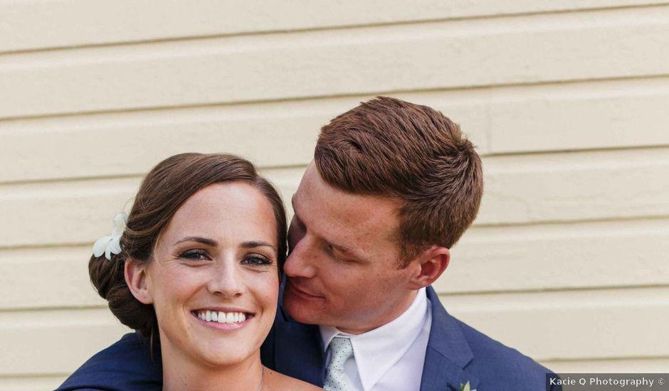Whitney and Patrick's Wedding in Bozeman, Montana