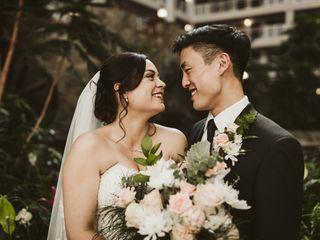 The wedding of Jeena and Hayden