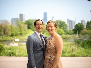 Brad and Laura's Wedding in Chicago, Illinois 3