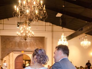 The wedding of Lexy and James 1