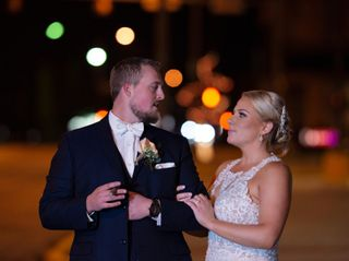 The wedding of Jessalyn and Thor 3
