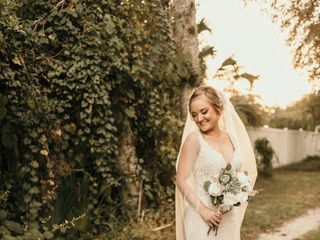 The wedding of Loren and Michael 2