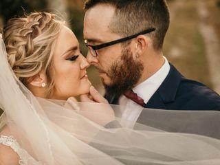 The wedding of Loren and Michael