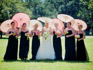 The wedding of Michael and Jennifer 3