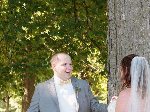 Brian and Grace's Wedding in York, Pennsylvania 3