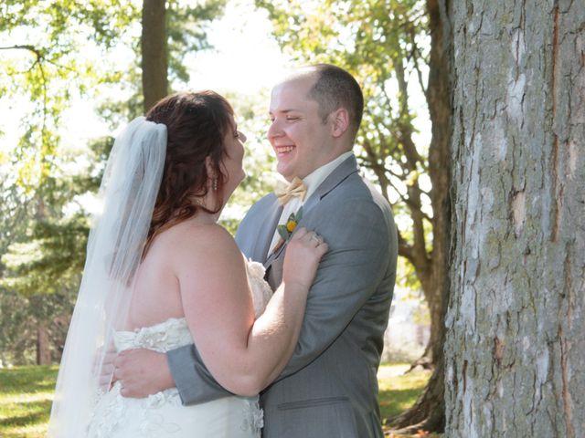 Brian and Grace's Wedding in York, Pennsylvania 2