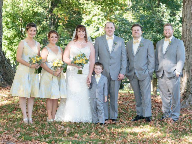 Brian and Grace's Wedding in York, Pennsylvania 4