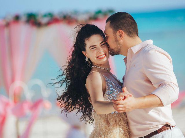 Anna and Alex's Wedding in Punta Cana, Dominican Republic 1