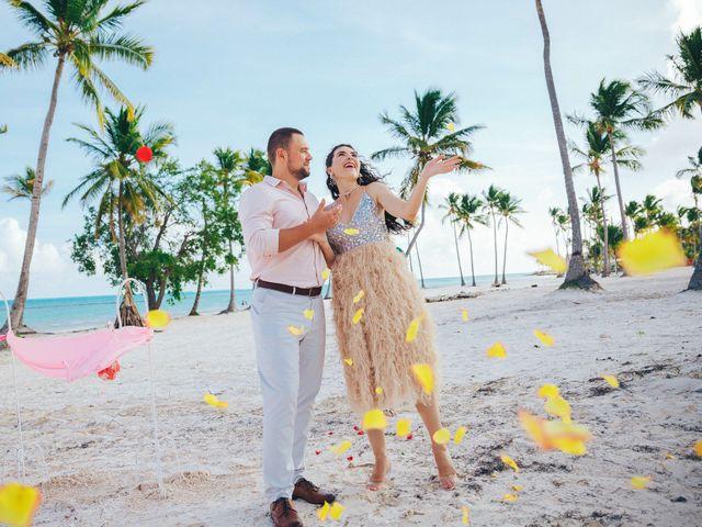 Anna and Alex's Wedding in Punta Cana, Dominican Republic 8