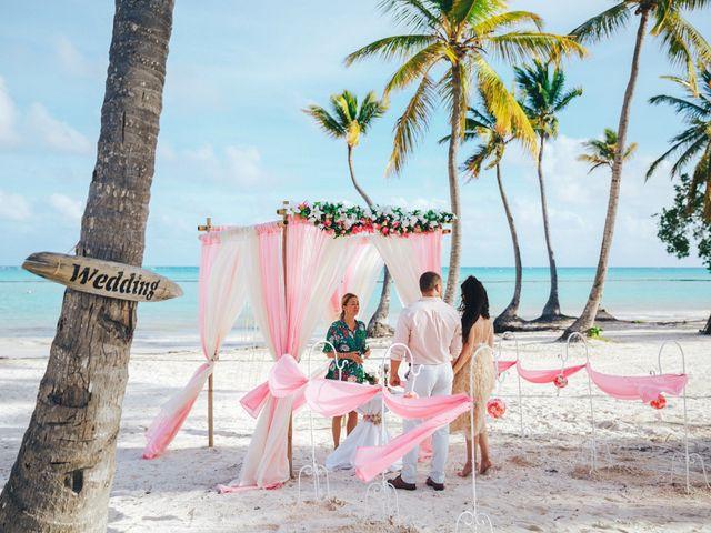 Anna and Alex's Wedding in Punta Cana, Dominican Republic 2