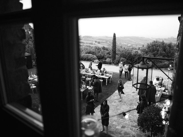 Dasha and Dmitry's Wedding in Milan, Italy 17