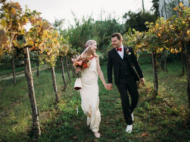 Dasha and Dmitry's Wedding in Milan, Italy 30