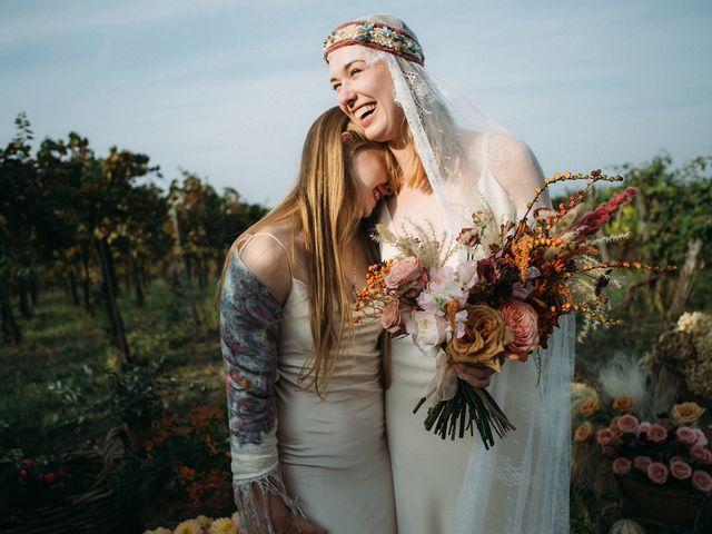 Dasha and Dmitry's Wedding in Milan, Italy 32