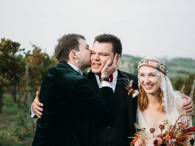 Dasha and Dmitry's Wedding in Milan, Italy 33