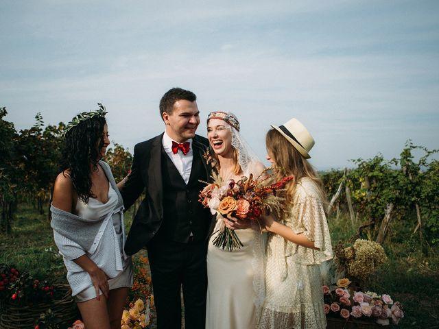 Dasha and Dmitry's Wedding in Milan, Italy 34