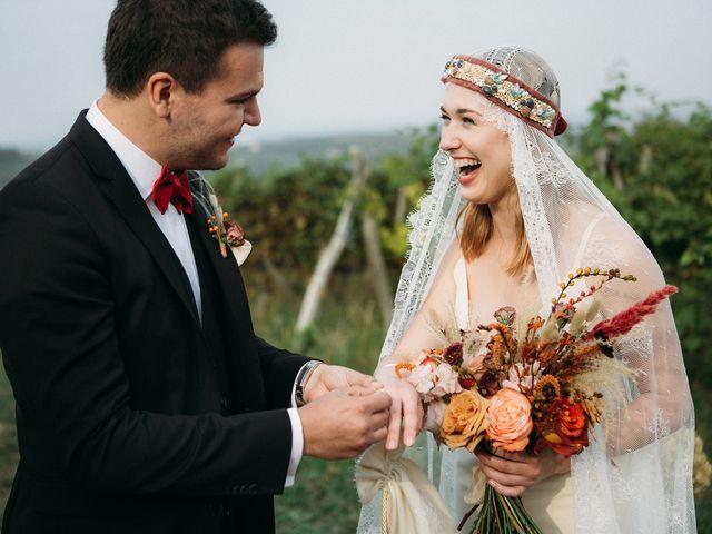 Dasha and Dmitry's Wedding in Milan, Italy 37