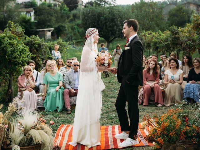 Dasha and Dmitry's Wedding in Milan, Italy 38