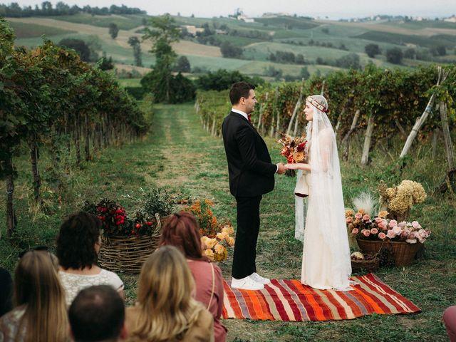 Dasha and Dmitry's Wedding in Milan, Italy 39