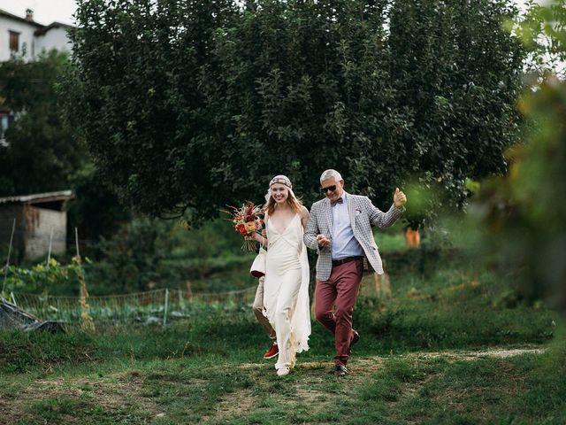 Dasha and Dmitry's Wedding in Milan, Italy 41