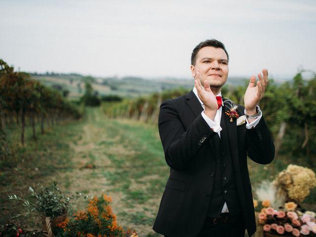 Dasha and Dmitry's Wedding in Milan, Italy 42