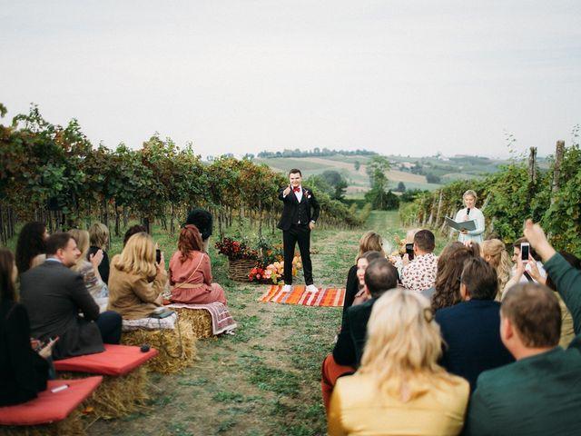Dasha and Dmitry's Wedding in Milan, Italy 43