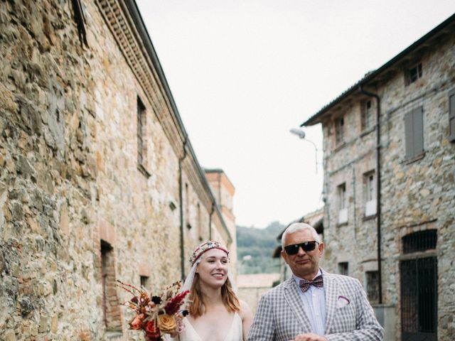 Dasha and Dmitry's Wedding in Milan, Italy 47