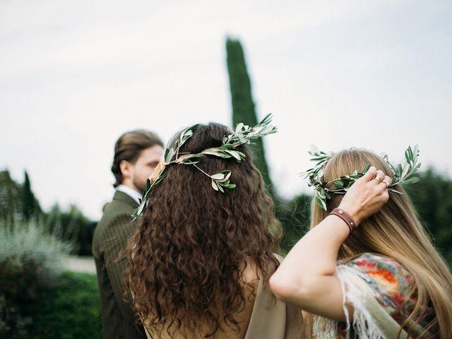 Dasha and Dmitry's Wedding in Milan, Italy 59