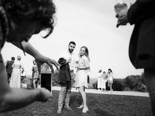 Dasha and Dmitry's Wedding in Milan, Italy 63