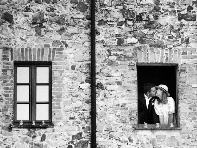 Dasha and Dmitry's Wedding in Milan, Italy 68