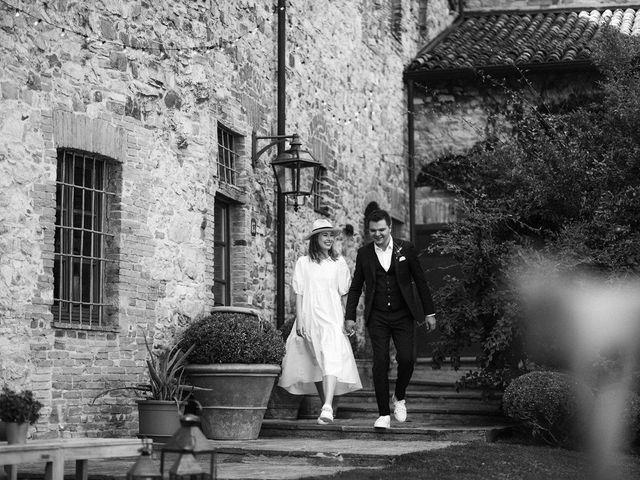 Dasha and Dmitry's Wedding in Milan, Italy 69