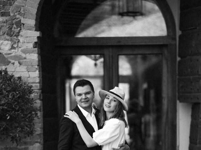 Dasha and Dmitry's Wedding in Milan, Italy 70