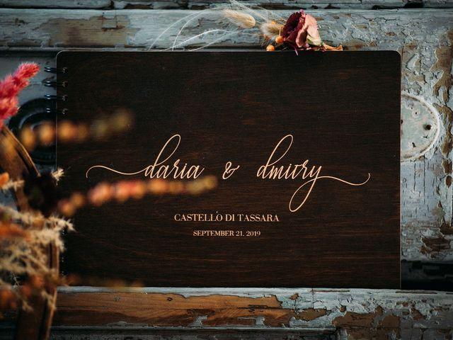 Dasha and Dmitry's Wedding in Milan, Italy 91