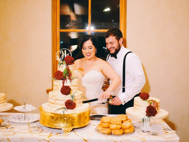 Lauren and Matt's Wedding in Magnolia, Texas 6