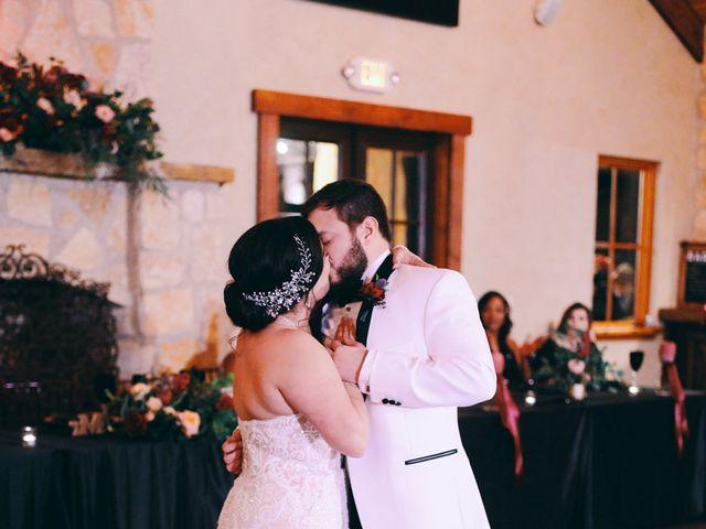Lauren and Matt's Wedding in Magnolia, Texas 9
